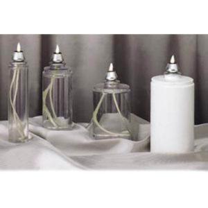 Liquid Paraffin Candles