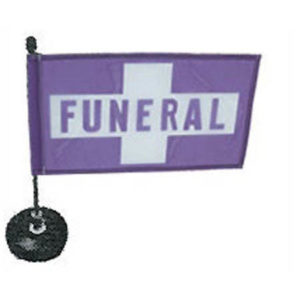 Flx-a-Post Funeral Flag funeral supply