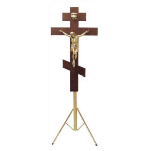 russian orthodox crucifix funeral supply