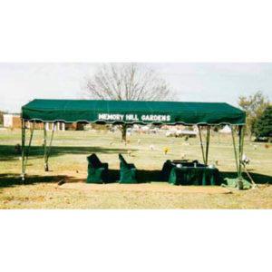 Porta Chapels funeral supply tents